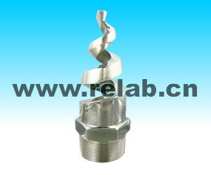 2 inch 316SS Spiral Nozzle