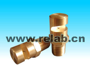 Brass Wide Flat Fan Spray Nozzle