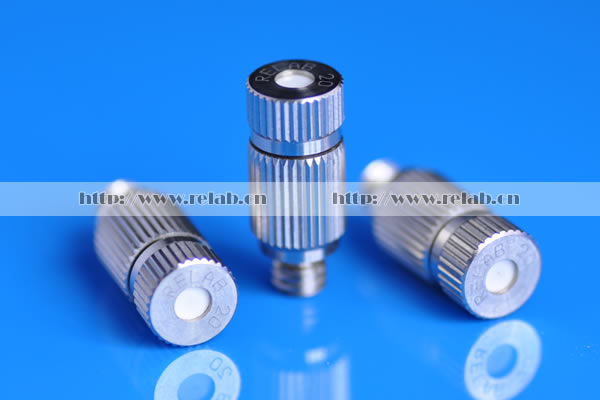 Ceramic Orifice Fogging Nozzle