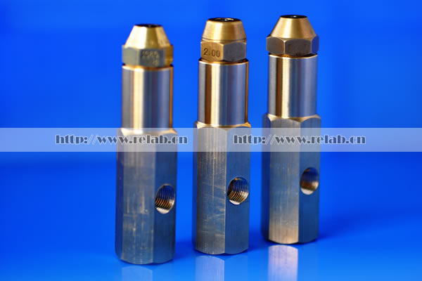 Oil Burner Nozzle Adapter