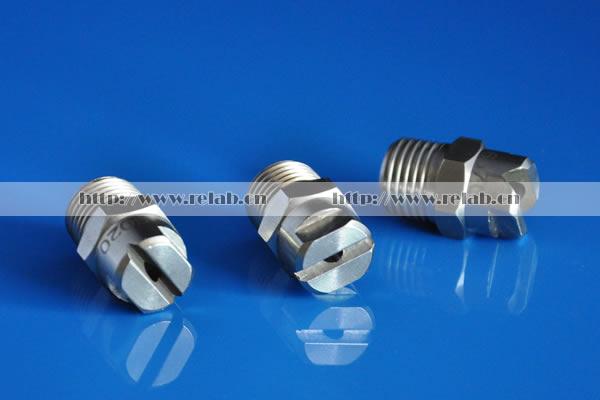 Brass vee spray nozzle manufacturer