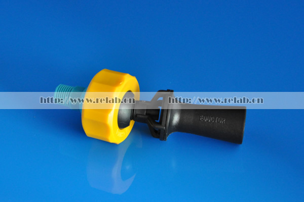 Adjustable Spray Nozzle Manufacturers Mail: 316SS Mixing Eductor Nozzle-316SS Mixing Eductor Nozzle