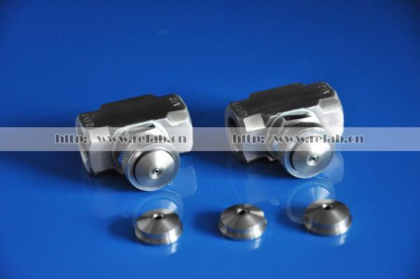 Air atomizing nozzles manufacturer
